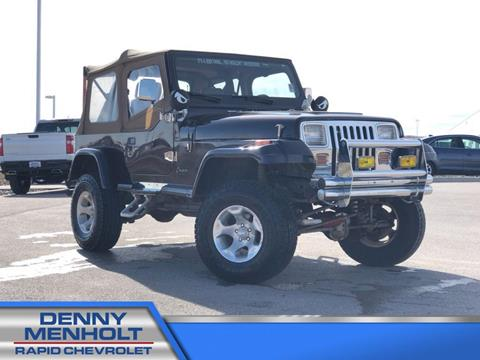 1987 Jeep Wrangler for sale in Rapid City, SD