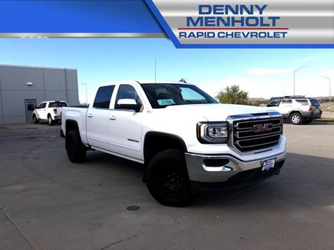2018 GMC Sierra 1500 for sale at RAPID CHEVROLET CADILLAC in Rapid City SD
