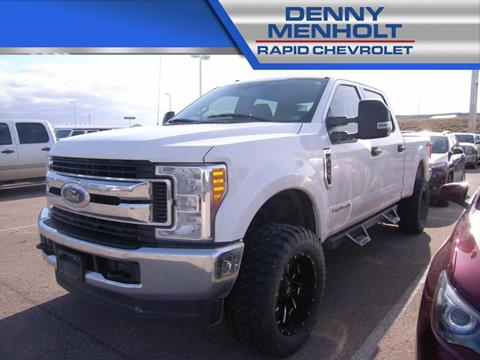 2017 Ford F-250 Super Duty for sale at RAPID CHEVROLET CADILLAC in Rapid City SD
