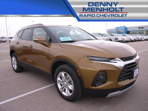 2019 Chevrolet Blazer LT Cloth for sale at RAPID CHEVROLET CADILLAC in Rapid City SD