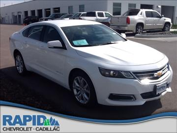 2017 Chevrolet Impala for sale in Rapid City, SD