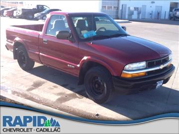 2002 Chevrolet S-10 for sale in Rapid City, SD