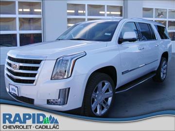 2017 Cadillac Escalade ESV for sale in Rapid City, SD