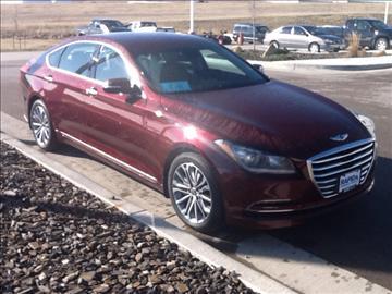 2015 Hyundai Genesis for sale in Rapid City, SD