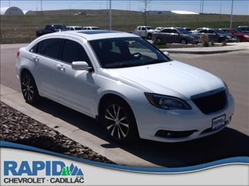 2012 Chrysler 200 for sale in Rapid City, SD
