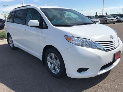 2017 Toyota Sienna for sale in Rapid City, SD