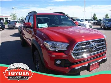 2017 Toyota Tacoma for sale in Rapid City, SD