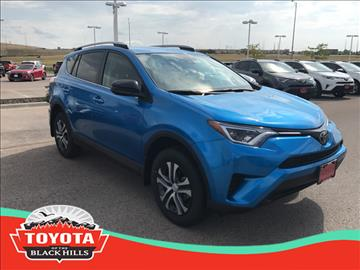 2017 Toyota RAV4 for sale in Rapid City, SD