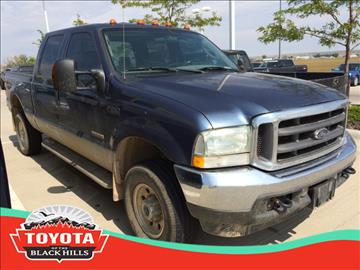2004 Ford F-350 Super Duty for sale in Rapid City, SD