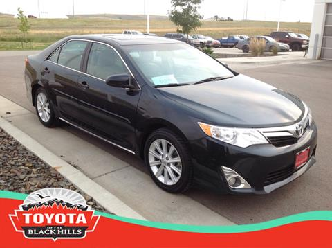 2014 Toyota Camry for sale in Rapid City, SD
