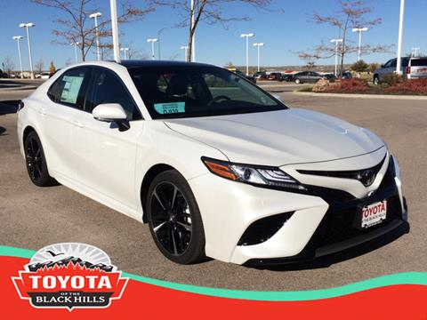2018 Toyota Camry for sale in Rapid City, SD