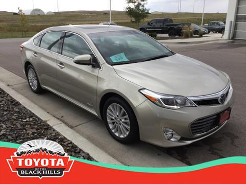 2013 Toyota Avalon Hybrid for sale in Rapid City, SD