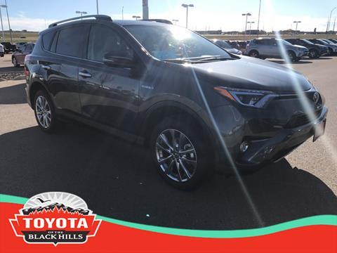 2018 Toyota RAV4 Hybrid for sale in Rapid City, SD