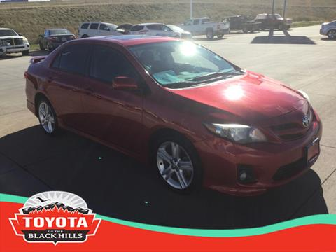 2013 Toyota Corolla for sale in Rapid City, SD