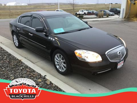 2011 Buick Lucerne For Sale In Rapid City, SD
