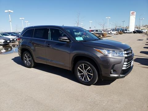 2018 Toyota Highlander For Sale In Rapid City, SD
