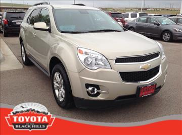 2012 Chevrolet Equinox for sale in Rapid City, SD
