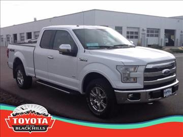 2015 Ford F-150 for sale in Rapid City, SD