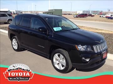 2016 Jeep Compass for sale in Rapid City, SD