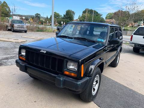 2000 Jeep Cherokee for sale in York, PA