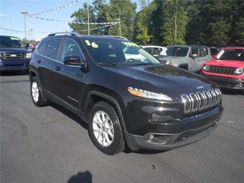 2016 Jeep Cherokee for sale in Easley, SC