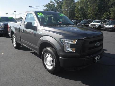 2016 Ford F-150 for sale in Easley, SC