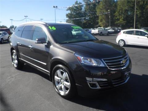 2016 Chevrolet Traverse for sale in Easley, SC