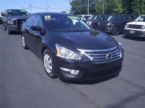 2015 Nissan Altima for sale in Easley, SC