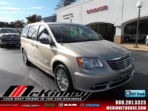 2014 Chrysler Town and Country for sale in Easley, SC