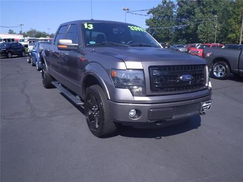 2013 Ford F-150 for sale in Easley, SC