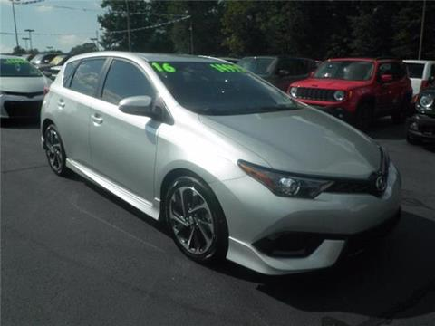 2016 Scion iM for sale in Easley, SC