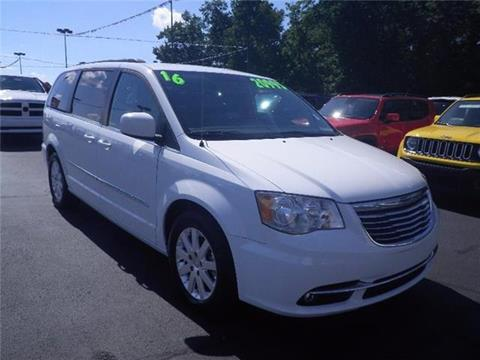 2016 Chrysler Town and Country for sale in Easley, SC