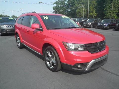 2016 Dodge Journey for sale in Easley, SC