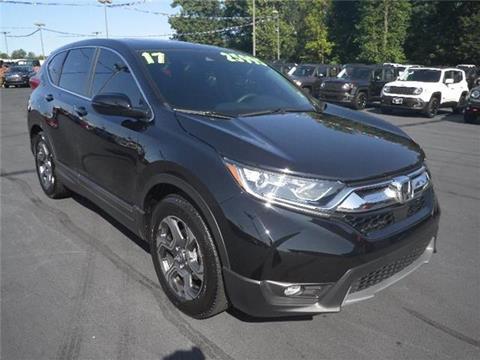 2017 Honda CR-V for sale in Easley, SC