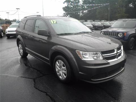 2017 Dodge Journey for sale in Easley, SC