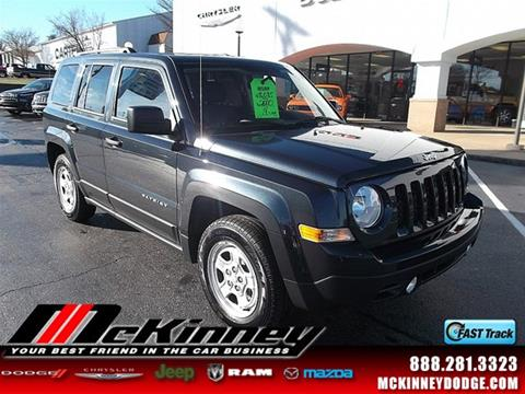 2014 Jeep Patriot for sale in Easley, SC