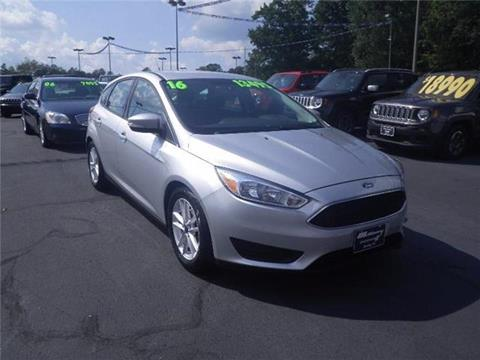 2016 Ford Focus for sale in Easley, SC