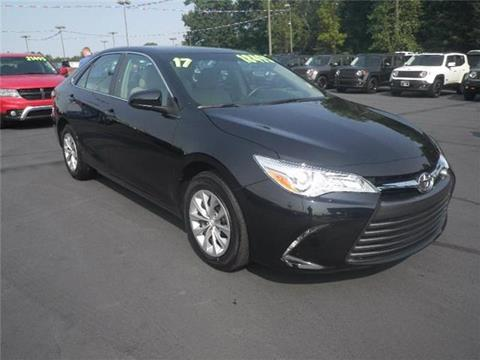 2017 Toyota Camry for sale in Easley, SC