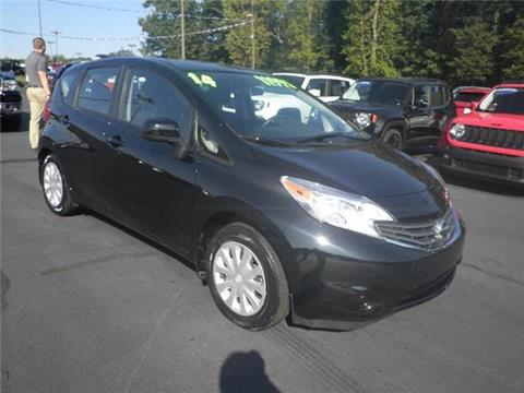 2014 Nissan Versa Note for sale in Easley, SC