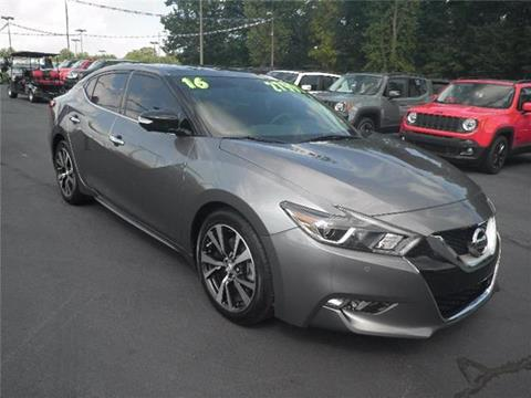 2016 Nissan Maxima for sale in Easley, SC