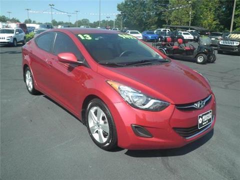 2013 Hyundai Elantra for sale in Easley, SC