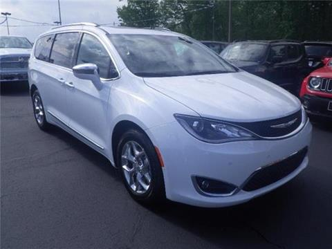 2017 Chrysler Pacifica for sale in Easley, SC