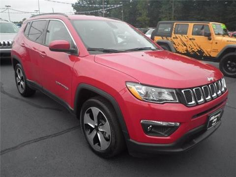2018 Jeep Compass for sale in Easley, SC