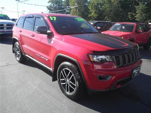2017 Jeep Grand Cherokee for sale in Easley, SC