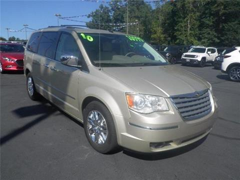 2010 Chrysler Town and Country for sale in Easley, SC