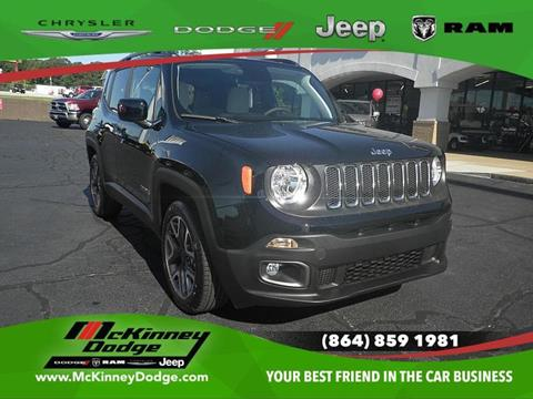 2018 Jeep Renegade for sale in Easley, SC