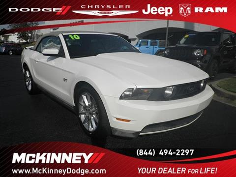 2010 Ford Mustang for sale in Easley, SC