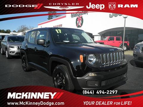 2017 Jeep Renegade for sale in Easley, SC