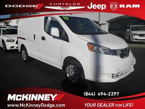 2017 Nissan NV200 for sale in Easley, SC