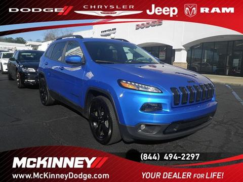 2018 Jeep Cherokee for sale in Easley, SC